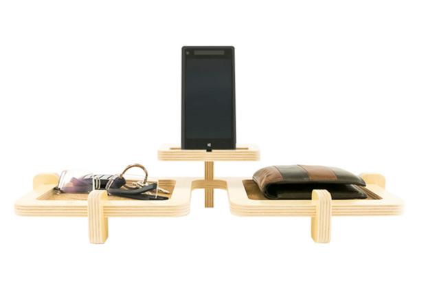 The Fashola (Personal Desk Valet/Mobile phone Docking